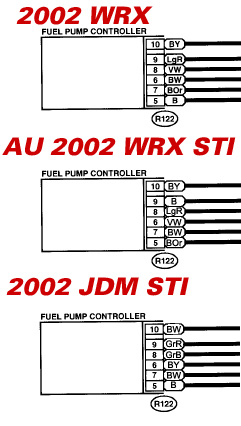fpcdiag jdm harness id help, and interesting wiring differences nasioc 2005 Yamaha YZF R6 Wiring-Diagram at soozxer.org